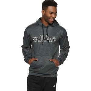 🏆Men's XXL Adidas Dark Grey Pullover Hoodie🏆